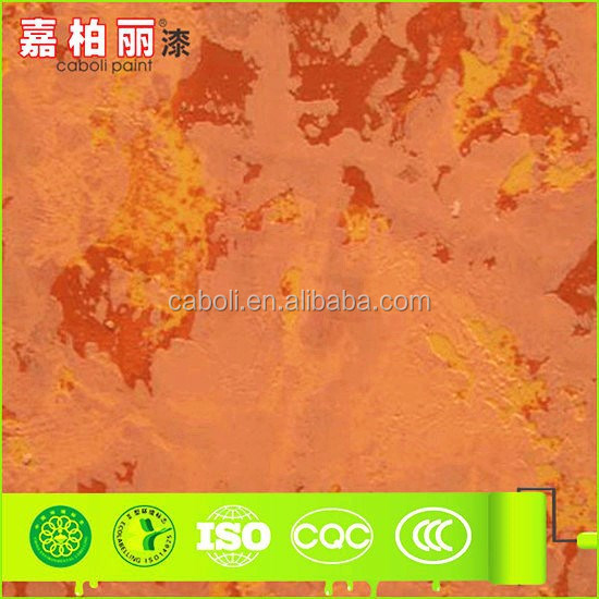 Caboli DIY interior sand textured building paint coating
