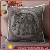 Elephant style bus drivers seat cushion cover
