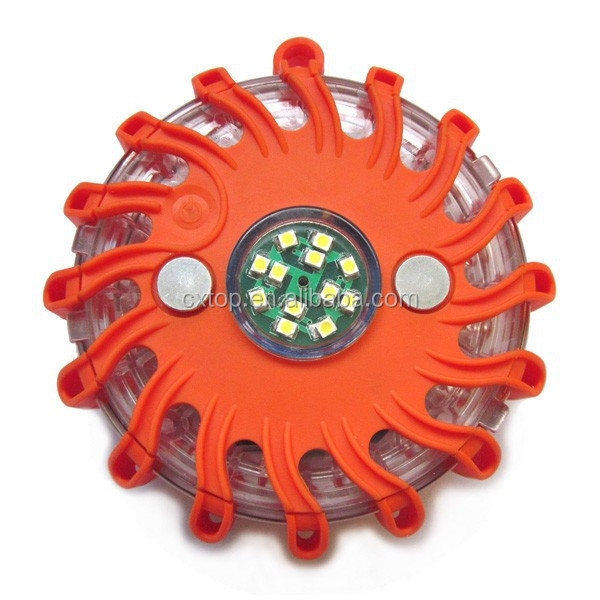 Roadway Safety LED Warning Light