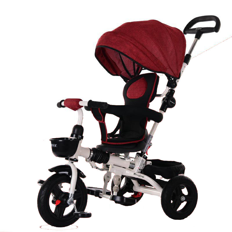 wholesale factory price kids foldable three wheel bike/children folding trike tricycle/child fold tricycle Japan