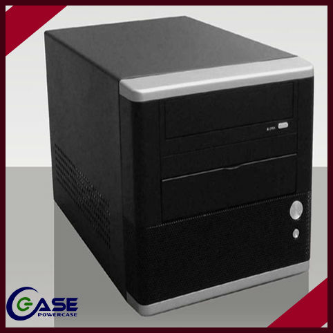 new model vertical mini itx computer case/cube pc case