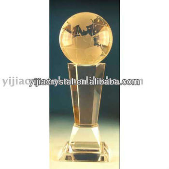 Factory Wholesale Cheap Crystal Plaques Glass Trophy for Competition Souvenir