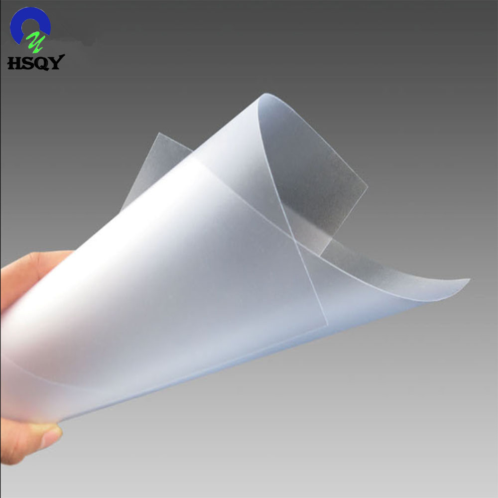 Translucent Matt Rigid PVC Sheet For Printing