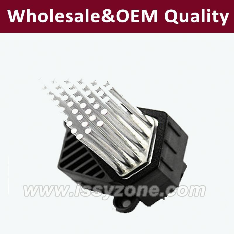 64116923204 For BMW Blower Motor Resistor Guangzhou Auto Accessories Market