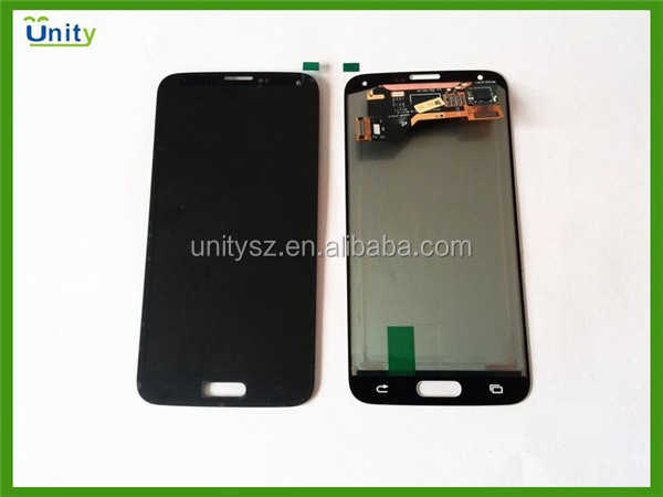 Ori new lcd + digi for samsung galaxy s5 sreen assembly