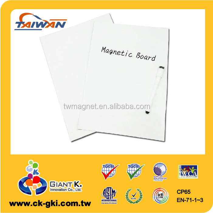 Hot selling classical custom portable magnet whiteboard