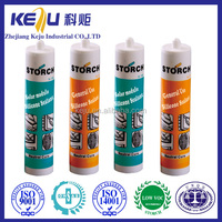 Silicone sealant, Resistant to humidity and water