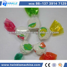 TKN-550 DOUBLE COLOR JELLY CANDY SINGLE TWIST PACKING MACHINE