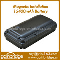GPS asset tracker long battery with standby over 1 year to spy car, vehicle, mobile assets, container,magnetic mouting