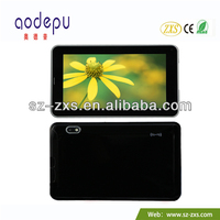 Zhixingsheng 7 inch mid tablet pc android driver with sim slot support 2G sim card phone calling A13-2G