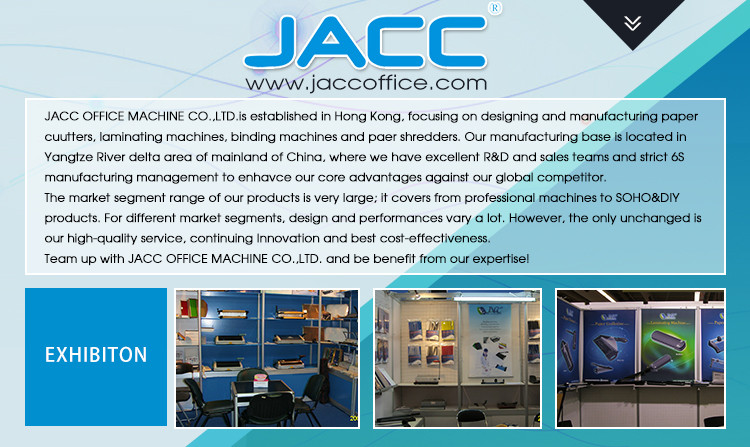 JACC A4 Glue Binding Machine