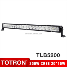 TOTRON Super Price New Design Price Off Led Bar Light Off Road For Jimny