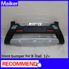 car parts front bumper for Nissan X-Trail accessories 2012 body kits