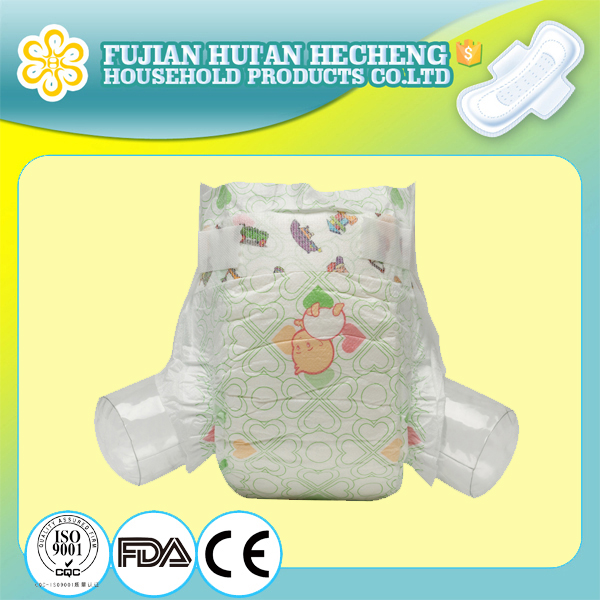 Fluff baby sleepy nappy with chamomile baby diaper machine happy nappy diapers