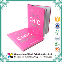 Alibaba China 16 years Gold Supplier Experience Custom Hardcover Book Printing