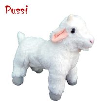 cheap plush goat toy fashion custom cute stuffed soft plush toy