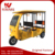China Guangzhou Kavaki 3 Wheel Electric Passenger Tricycle 60V20AH 32AH Solar Panel Available