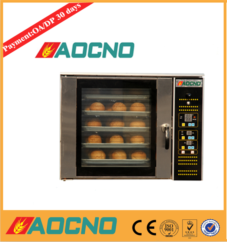 10 trays electric bakery baking convection oven