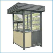 guard house,movable sentry box,security prefabricated house