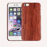 Wooden Cell Phone Case Case for iphone 5 ,Rose Wood Phone Case