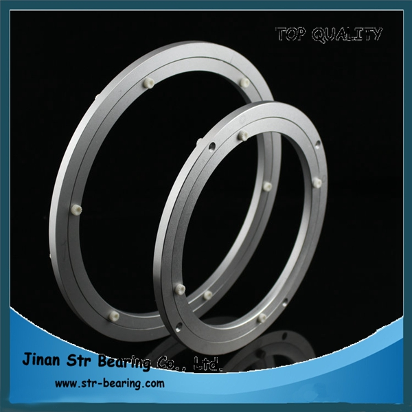 slewing Swivel bearing Turntable bearing 18 inch Aluminum lazy susan bearing