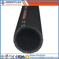 China Supplier Braided Rubber Hydraulic Hose R1 AT / EN853 1SN