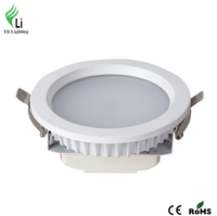 New style 18w smd 2 year warranty round led ceiling panel light
