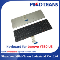 Wholesale Price High Quality Laptop Keyboard for Lenovo Y580 US