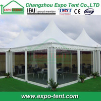 3x3 4x4 5x5 6x6 Chinese pagoda tents for sale