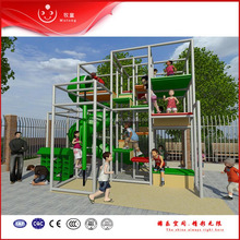 Hot Sale Playground Equipment Outdoor Playground Set for Children Theme Park