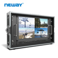 15.6 inch 4K Ultra-HD WHDI Broadcast Monitor with Transmitter