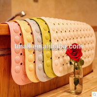 High Quality Loofah Padded Bath Mat,Low Price Non-slip Bathmat ,PVC Bath Mat