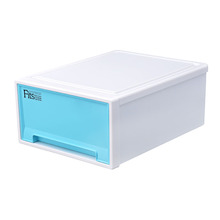 IMODE custom made PP plastic drop front storage shoe box