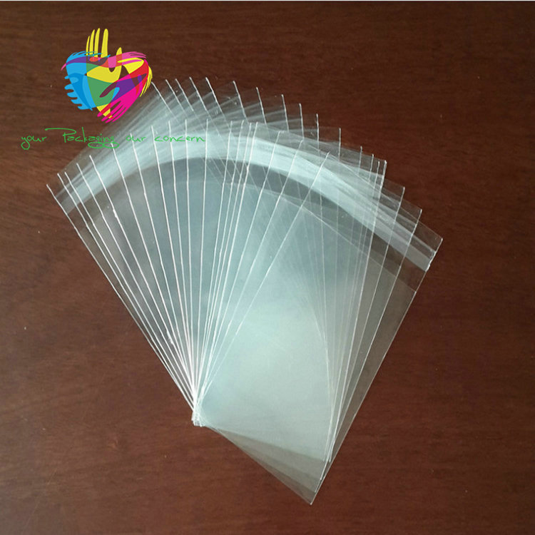 Yiwu 2017 wholesale plastic bags best quality opp packaging material