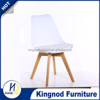 Cheap Colorful Hotel Dining Chair, Plastic Tulip Chair