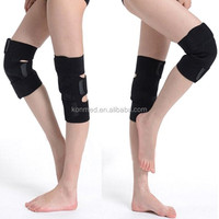 Tourmaline magnetic heating knee support pad for pain relief