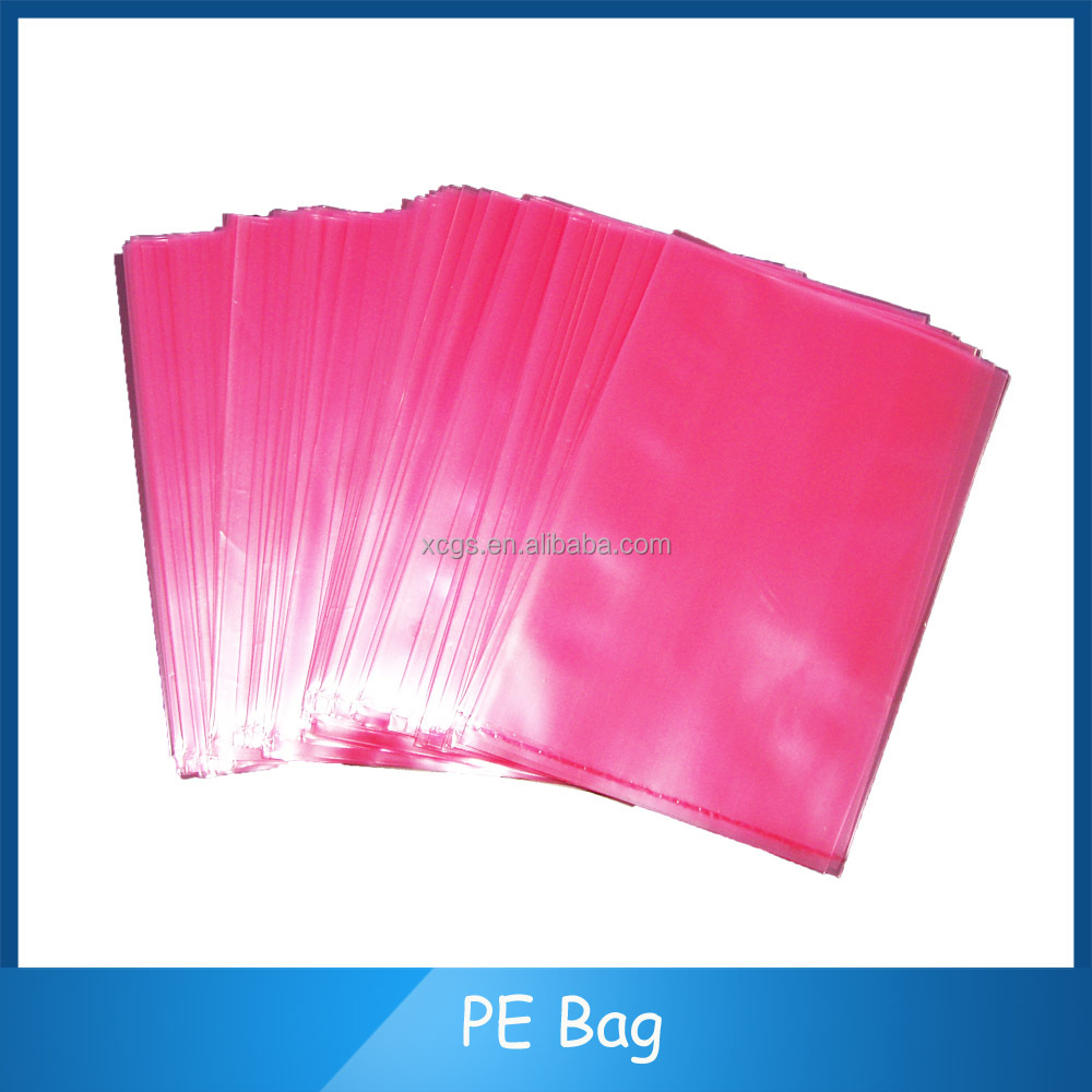HDPE/LDPE recycle customized plastic packaging bag electronic