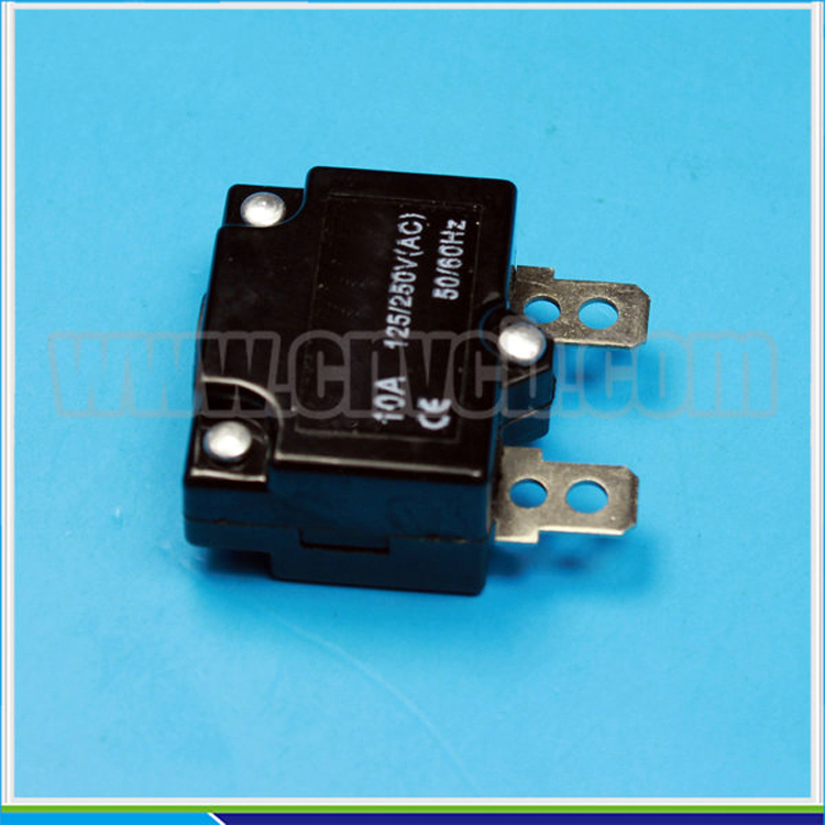 IB-3 10A Plastic motor protection New type thermal protection relay motor thermal switch