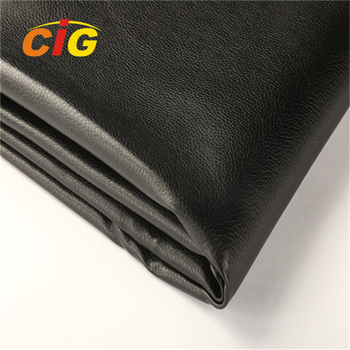 Waterproof Cheap Embossed PU PVC Artificial Leather