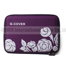 high quality fashion zipper case for ipad mini