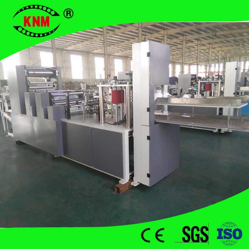 CE Certificate Automatic Embosing and Folding Napkin Paper Making Machine price