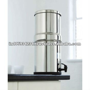 Stainless Steel Water Filter cum Purifier