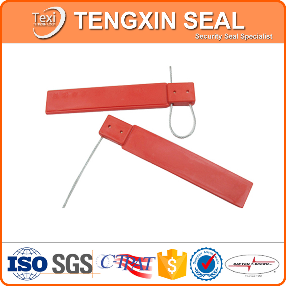 shipping container lock security cable seal