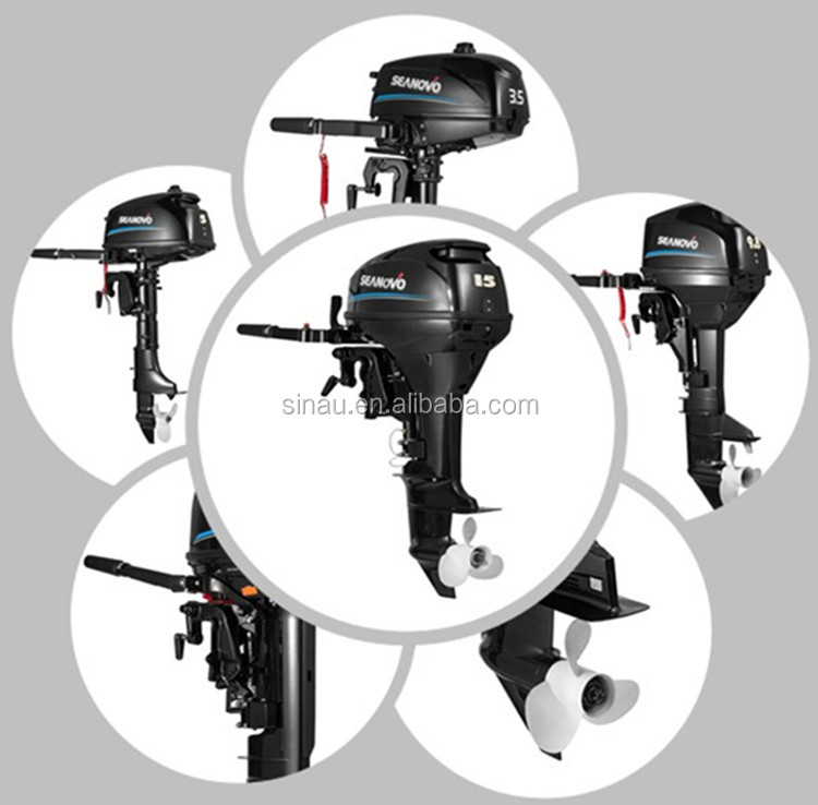 wholesale 3-60HP gasoline engine outboard/boat motor/marine engine
