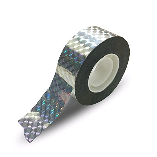Holiday Sale Bird Repellent for bird scare tape with outdoor bird scare tape