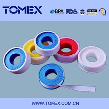 Colorful Ptfe Thread Seal Tape for Water Pipes