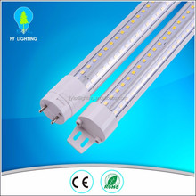 Hydroponic greenhouse 26w t8 led grow tube lights red 660nm blue 460nm Epistar chip big yield for vegetables