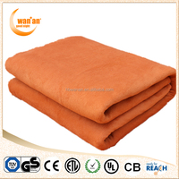 Full Polyester Outdoor Electric Travel Picnic Heating Blanket