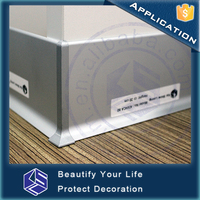 Home Decoration Wall Protection Vinyl Waterproof