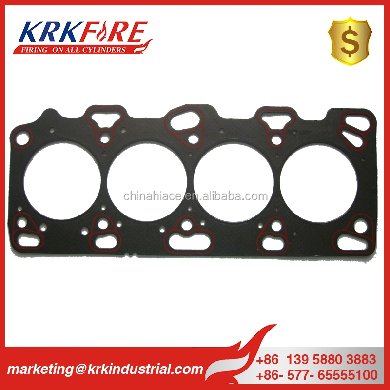 Auto parts full engine gasket set for Mitsubishi L200 L300/400 GEAR 4G63 MD346924